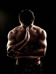 Build Muscle Fast Meditate