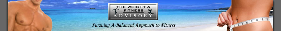 Weight and Fitness Logo