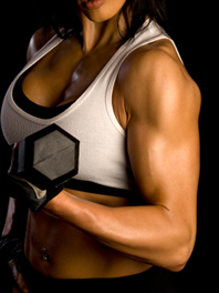 Weight Lifting Routine Female